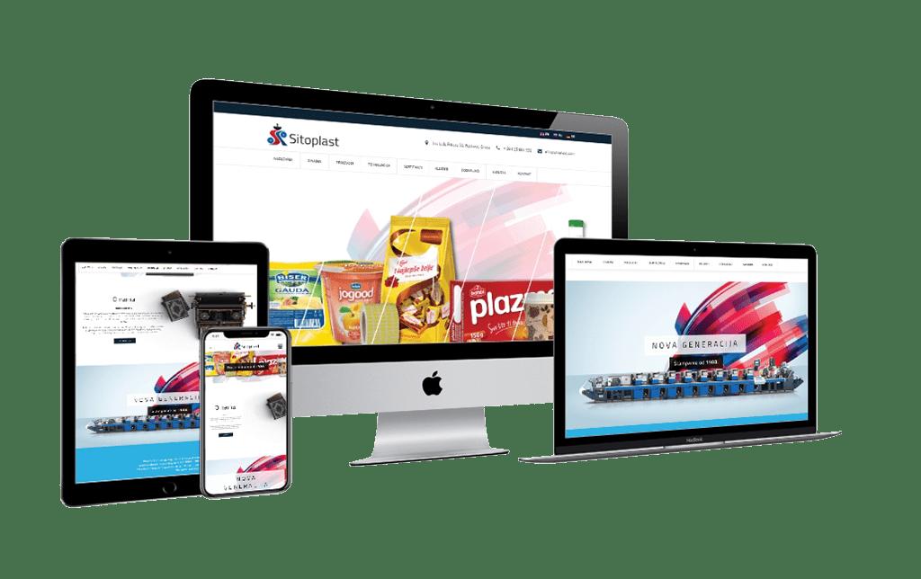Grafički i web dizajn.
